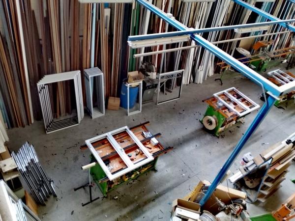 Fabrica de ventanas de aluminio Palencia