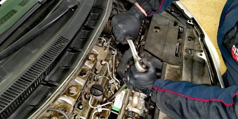 Reconstrucción de motores en Palencia