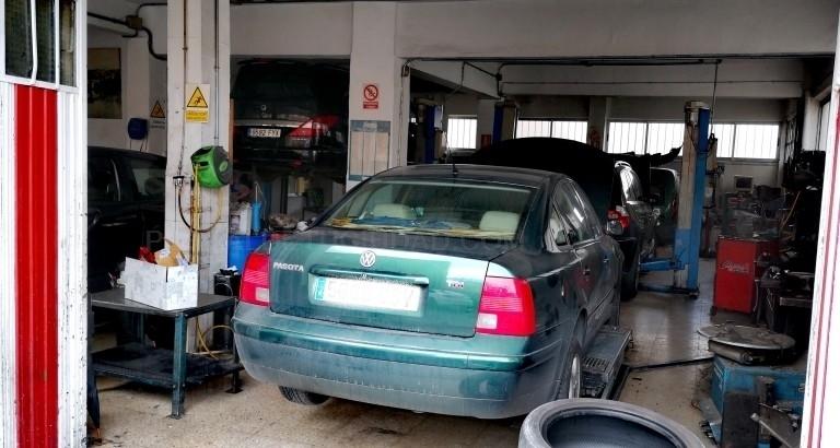 taller coches palencia