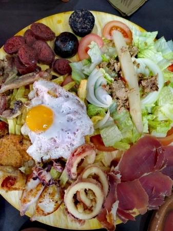 Comidas en Palencia