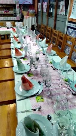 Menú de Domingos en Palencia