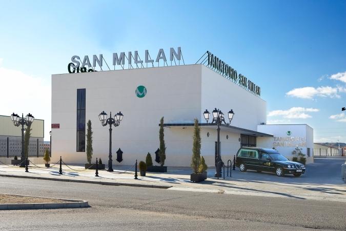 Tanatorios en Palencia