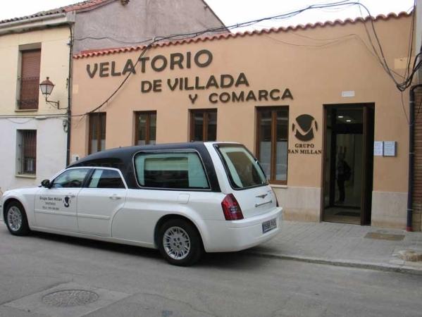 Funeraria en Villada