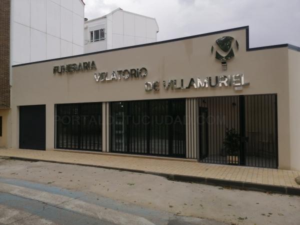 Funeraria en Villamuriel de Cerrato