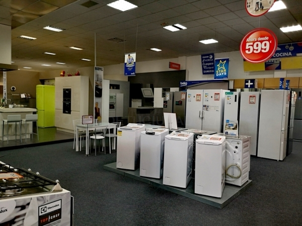 Electrodomésticos en Palencia