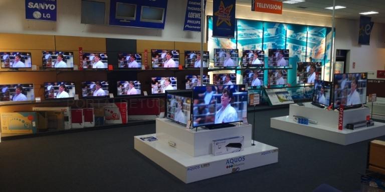 Televisiones en Palencia