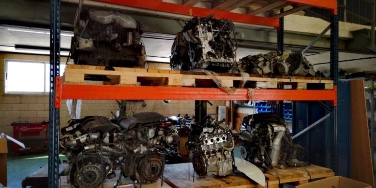 Motores en Villamuriel de Cerrato