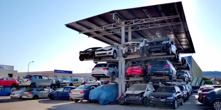 Venta de vehículos siniestrados Pàlencia