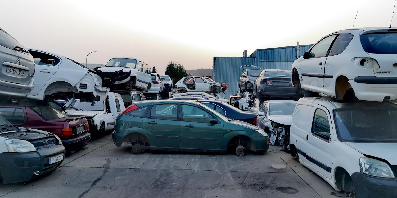 Venta de vehículos siniestrados Palencia