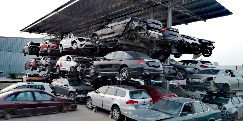 Venta de vehículos siniestrados