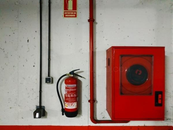 Redes de protección contra incendios Palencia