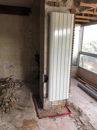 Instalación de radiadores en Palencia