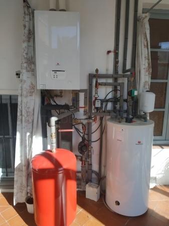 calefacciones gas palencia