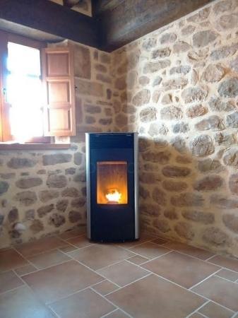 Instalación de Biomasa en Palencia