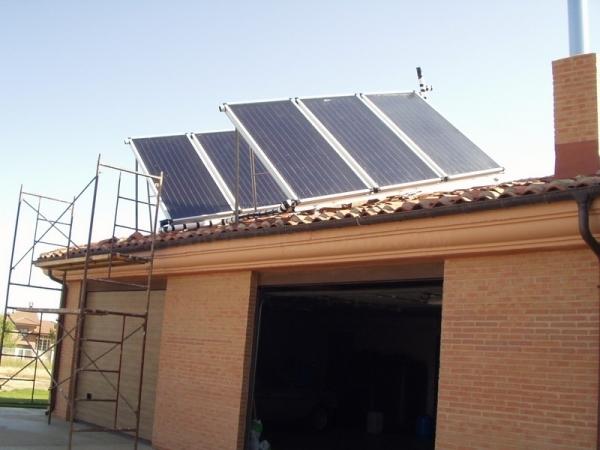Instalación de Energía solar en Palencia