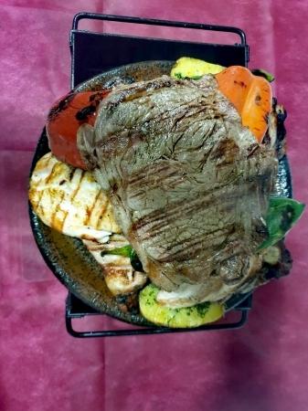 carnes a la brasa palencia