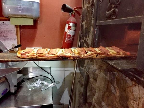 pizzas argentinas palencia