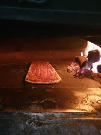 pizzas al horno palencia