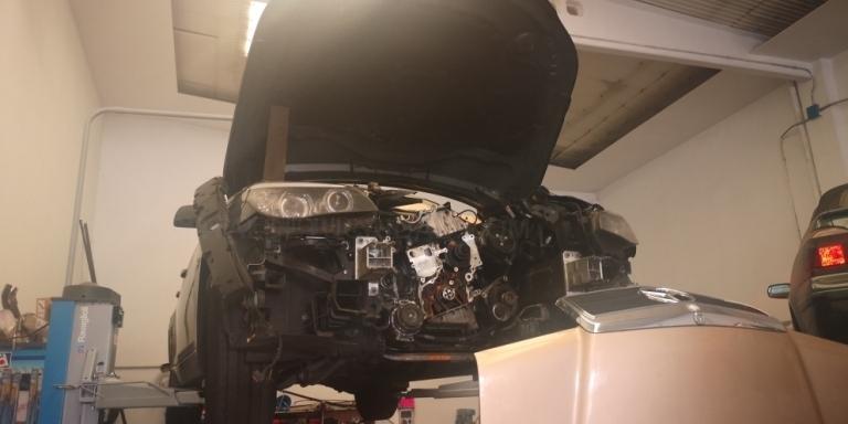 Reparación de motores Palencia