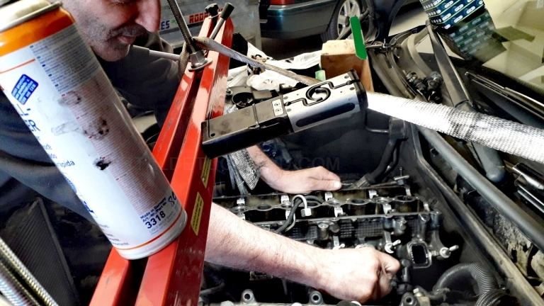 Motores reparación en Palencia