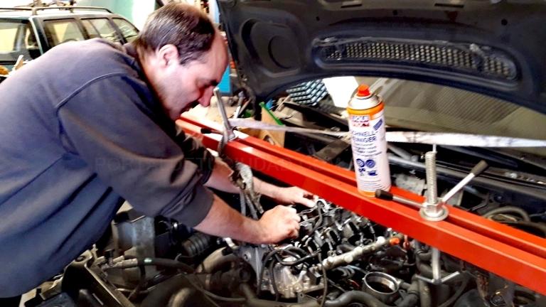 Motores reparación Palencia