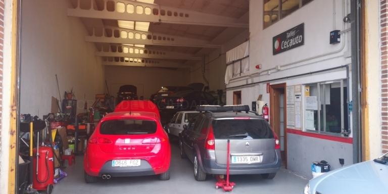 Reparación de coches palencia