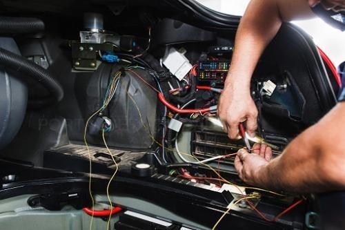 Electricidad del automóvil en Palencia