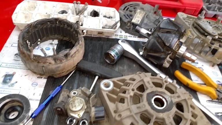 Reparación de alternadores en Palencia