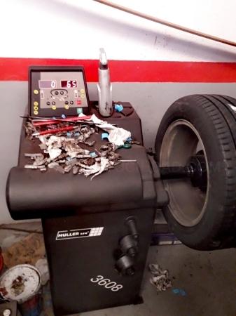 Equilibrado de neumáticos en Palencia