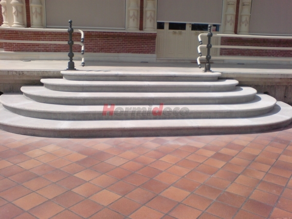 Prefabricados artificiales en Palencia