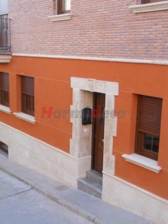 Vierteaguas piedra en Palencia.