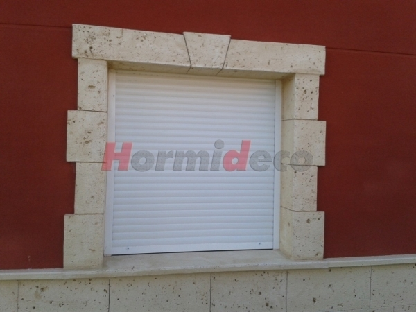 Repisa de ventanas en Palencia