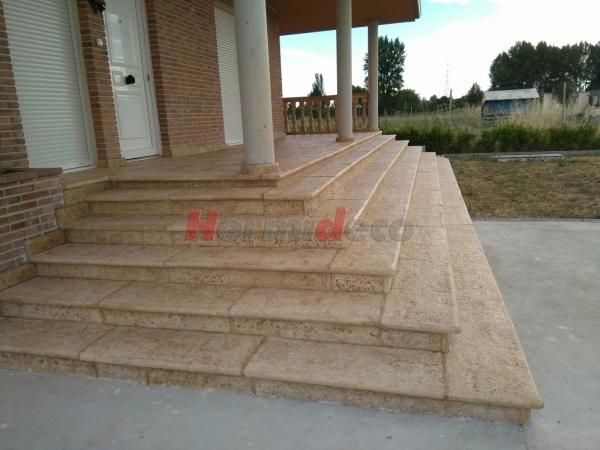 Prefabricados de escaleras en Palencia