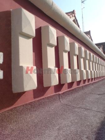 Balaustradas piedra artificial en Palencia.