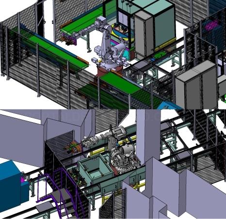 Líneas completas de mecanizado.ingemov