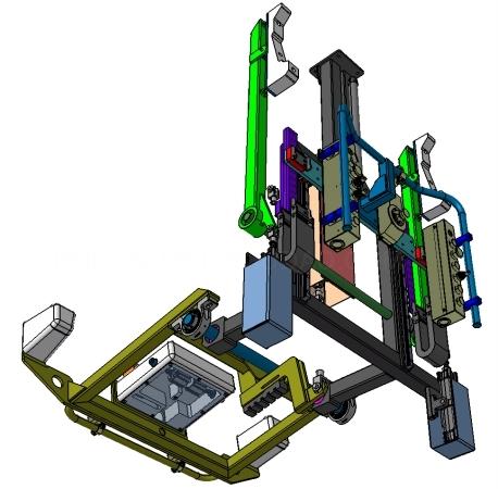 Manipuladores elementos automoción ingemov