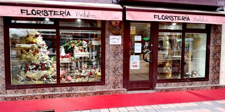 Floristería en Palencia