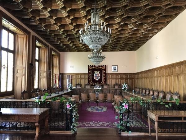 Decoraciones florales en Palencia