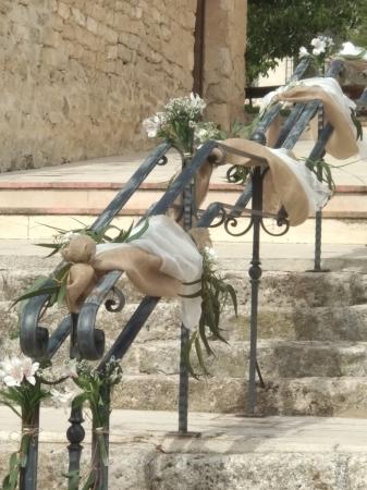 Decoración de flores en Palencia