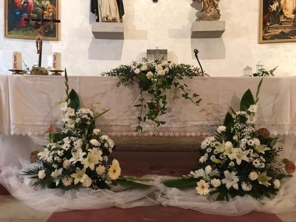 Flores para bodas en Palencia