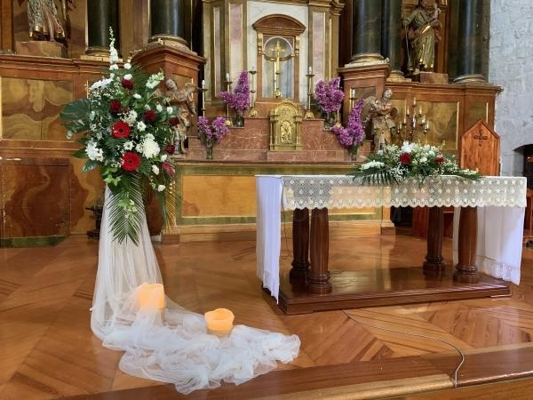 Flores de bodas en Palencia