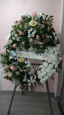 Coronas funerarias Palencia