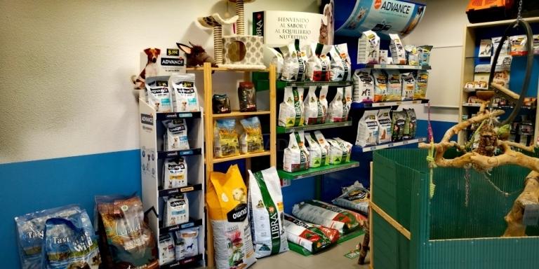 Alimentación de animales en Palencia