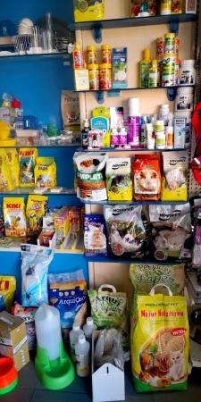 Alimentación para animales exóticos  Palencia