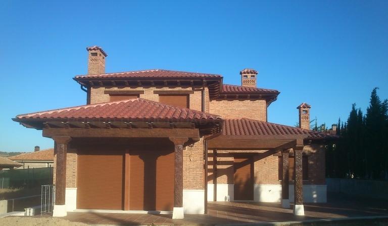 Construcciones de chalet en Palencia
