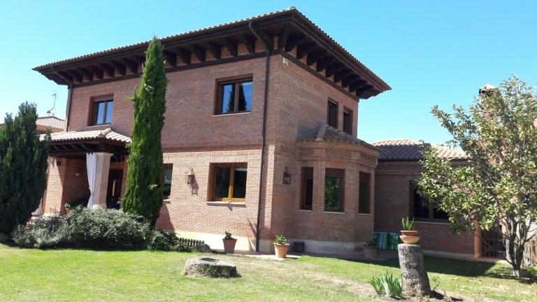 Construcción de chalet Palencia