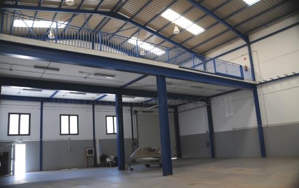 Construcción de naves industriales Palencia