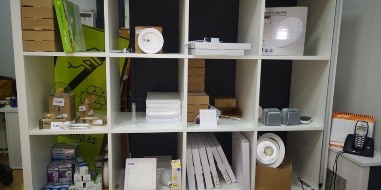 Material eléctrico en Palencia