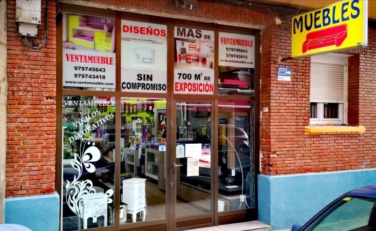 Muebles en Palencia