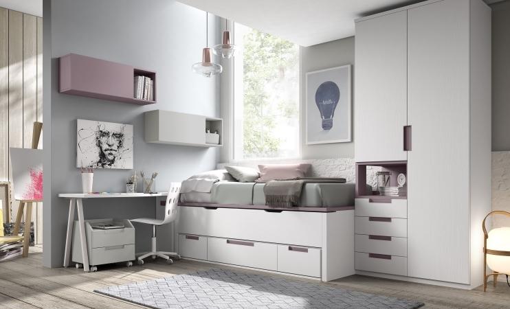 Muebles juveniles en Palencia